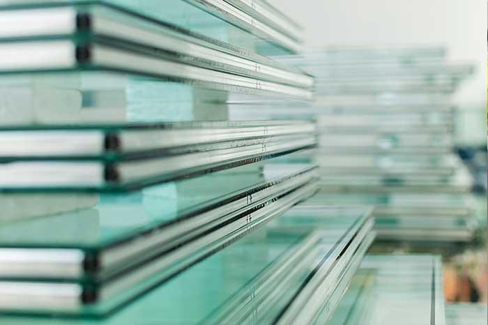 Glasning av fönster Ystad